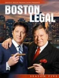 波士顿法律第5季海报/剧照
